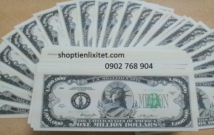 Tiền 1 Triệu USD Kỷ Niệm